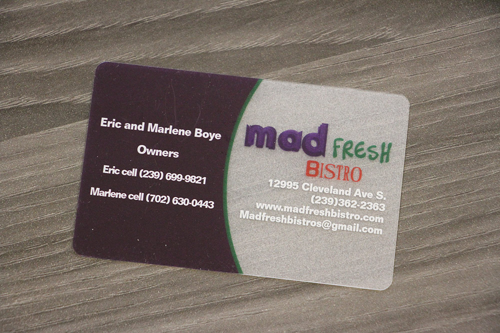 Plastic Business Cards - ID Source